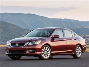 Седан Honda Accord бьет рекорды по популярности на американском рынке