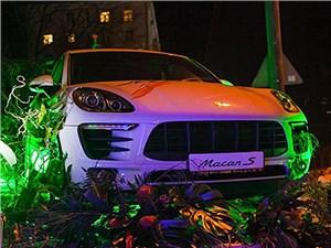 В Москве состоялась презентация кроссовера Porsche Macan