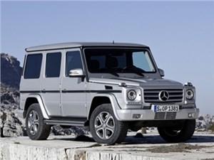 Стали известны подробности о внедорожнике Mercedes-Benz Gelandewagen нового поколения