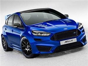 Новое поколение Ford Focus RS появится в 2016 году