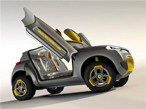 Концептуальный кроссовер Renault Kwid получит серийное воплощение в 2016 году