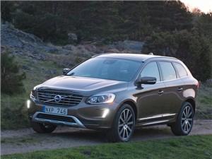 Volvo расширяет список полноприводных версий кроссовера ХС60