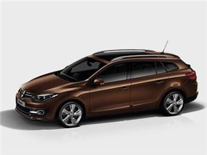 Российский офис Renault готовится вывести на рынок обновленный Megane
