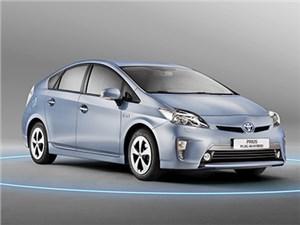 Новое поколение Toyota Prius появится только в конце будущего года