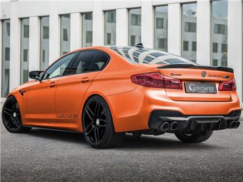 G-Power | BMW M5 вид сзади