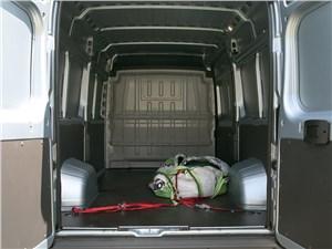 Предпросмотр peugeot boxer 2014 багажное отделение