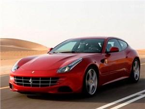 Обновленный Ferrari FF выйдет в 2016 году