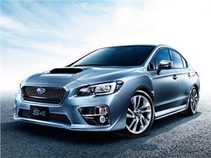 Новость про Subaru WRX - Subaru WRX S4 2015