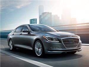 На российском рынке Hyundai Genesis будет продаваться с увеличенным клиренсом