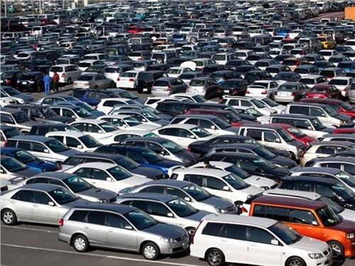 Рынок подержанных автомобилей: неожиданное сокращение