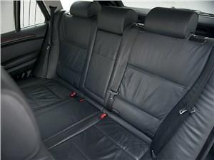 BMW X5 2004 задний диван