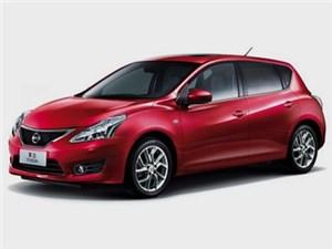 В Ижевске начнется производство седанов Nissan Tiida