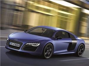 Суперкар Audi R8 нового поколения получит сразу две экологичных модификации