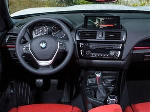 Предпросмотр bmw 2 series convertible 2014 водительское место