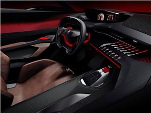 Предпросмотр peugeot quartz concept 2014 водительское место