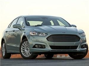 С северо-американского рынка отозвано около 65 тысяч автомобилей Ford