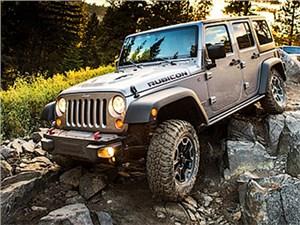 Jeep Wrangler нового поколения получит восьмиступенчатую автоматическую КПП