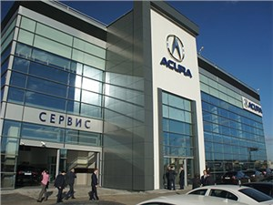 Японский премиальный бренд Acura постепенно завоевывает российский рынок