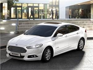 Ford Mondeo получил пять звезд на тестах Euro NCAP