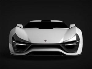 Предпросмотр trion supercars nemesis 2015 вид спереди белый