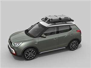 Предпросмотр ssangyong xiv-adventure concept 2014 вид сверху