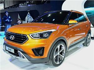 В Петербурге наладят производство маленького кроссовера Hyundai ix25