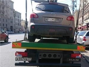 Представители МАДИ поделились статистикой о принудительной эвакуации авто в столице
