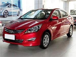 Hyundai поднимает цены на седан Solaris