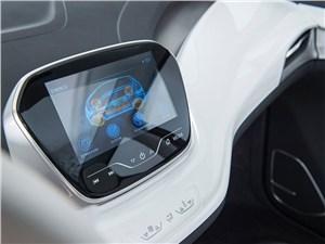 Предпросмотр chevrolet bolt ev concept 2015 монитор компьютера
