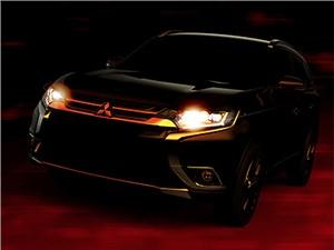 Обновленный Mitsubishi Outlander дебютирует 2 апреля