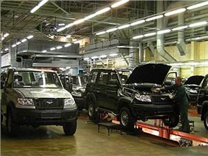 Новость про УАЗ - Ульяновский автозавод работает над созданием новой модели внедорожника