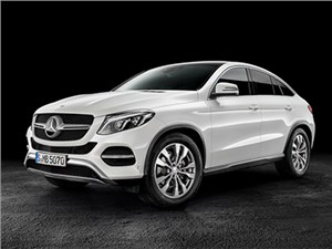 Новость про Mercedes-Benz GLE Coupe - Mercedes-Benz GLE Coupe 2016