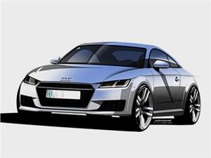 Audi TT RS будет оснащено 400-сильным двигателем