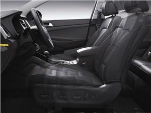 Предпросмотр hyundai tucson 2016 передние кресла