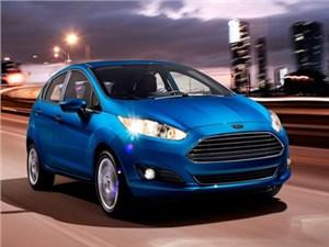 Бюджетный автомобиль Ford Fiesta будет выпускаться на территории России