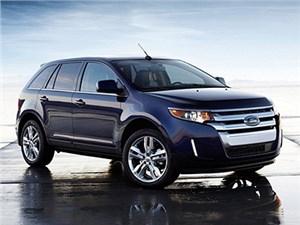 В России прекращаются продажи кроссовера Ford Edge