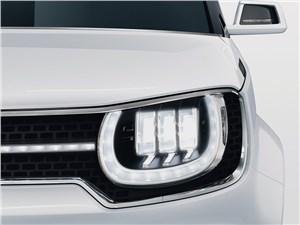 Предпросмотр suzuki im-4 concept 2015 передняя фара