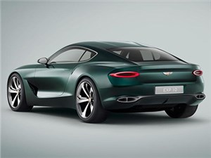 Новость про Bentley - Bentley EXP 10 Speed 6 Concept 2015