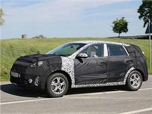 Kia тестирует новый автомобиль семейства cee'd на дорогах общего пользования