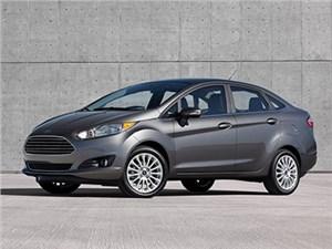 Завод Ford Sollers готовится приступить к сборке седанов Ford Fiesta
