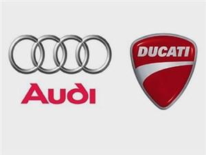 Новость про Audi - Audi и Ducati готовят совместный городской автомобиль