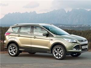 Дизельная версия Ford Kuga больше не будет продаваться в России