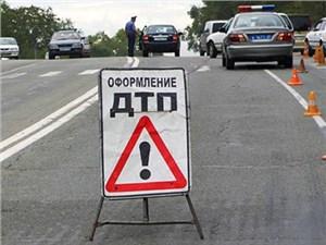 Водители после ДТП будут сами убирать машины с проезжей части