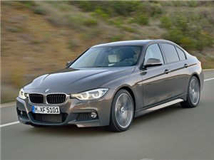 Новость про BMW 3 series - BMW 3-Series 2016
