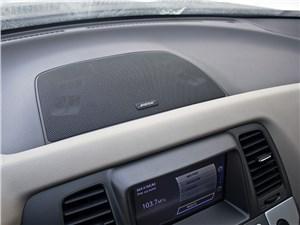 Nissan Murano 2011 акустика Bose