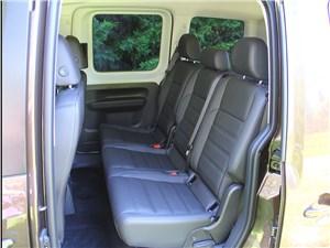 Предпросмотр volkswagen caddy 2016 места для пассажиров