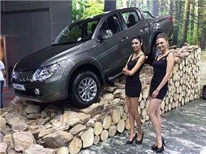 В России начались продажи нового пикапа L200