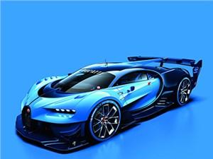 Bugatti покажет во Франкфурте спорткар для Gran Turismo 6