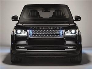 Новость про Land Rover Range Rover - Range Rover Sentinel