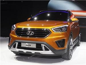 В начале 2016 года завод Hyundai подготовят к производству кроссовера Creta